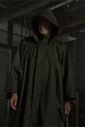 Introducing... Rain Slicker Man!