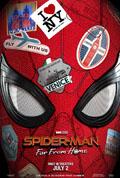 Spider-Man luggage, y'all.