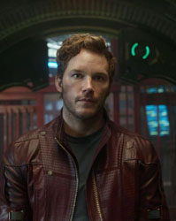 Wait. I'm playing a guy called Star-Lord? Star-Lord????.