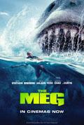 Jason Statham will eat the shark!