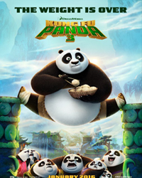 Kung Fu Panda 3 Trivia Quiz.
