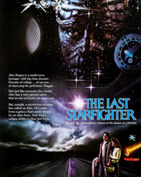 The Last Starfighter Trivia Quiz.