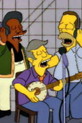 The Simpsons: Homer's Barbershop Quartet Trivia Quiz