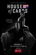 House of Cards, Season 2 Trivia Quiz