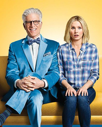 The Good Place, Season 2 Trivia Quiz.