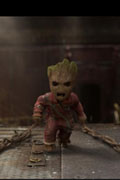 Do not anger Baby Groot. Or teenage Groot.