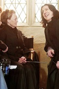 Snape would never make that face.