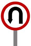 U-Turn allowed!