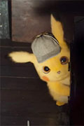 He's got a new hat.