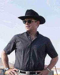 He's Cowboy Matt..