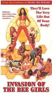 Hands on hips is obviously the de rigeur pose for evil sci-fi women