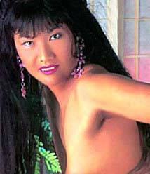 It's not easy finding safe pics of Mai Lin