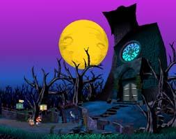 Oooooh, spooky