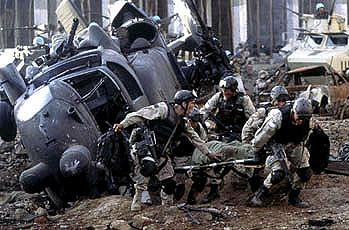Black Hawk Down can't open to $30 million! It's January!