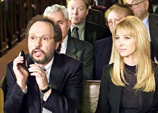 Billy Crystal phones it in for Analyze That.