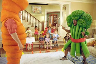 Outtakes from Jonah: A VeggieTales Movie.