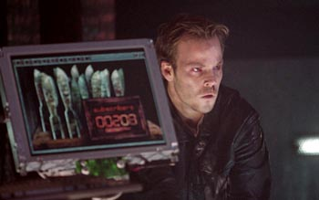 The clock on Stephen Dorff's 15 minutes is far too generous.