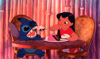 Stitch takes a bite of the box office pie.
