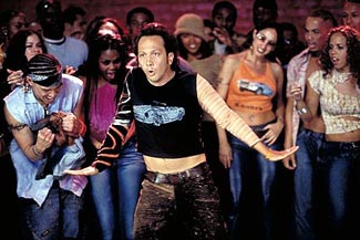 Rob Schneider stars as a man who can't dance in...The Man Who Can't Dance.