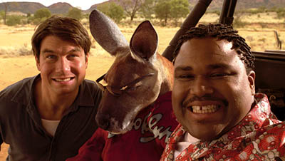 Memo to Hollywood: a rapping kangaroo is not funny.