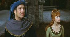 'What think you, my lord, of love?' 'You mean rumpy pumpy?'
