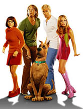The girls and I will go this way (wink, wink).  Shaggy, you and Scooby check out that dark, creepy basement.