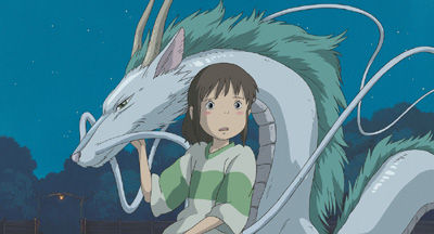 The cliche 'if you see only one film this year' is used too much but with Spirited Away, it's accurate.