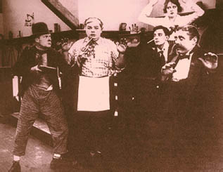 It's a classic photograph of Rokusaburo Michiba.