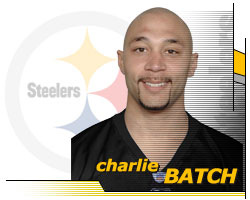 Hi! You don't know me, but I led the Superbowl Champion Steelers to victory on opening day.