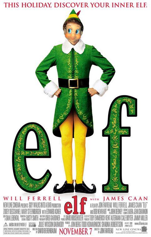 Elf As Elf