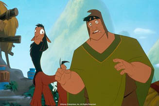 I'm pretty sure this is how Disney execs reacted when they saw this film.