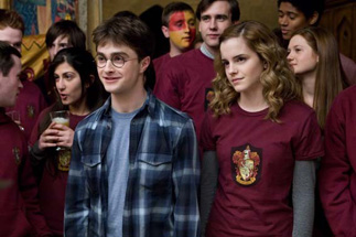 They will sell 15 million of those Gryffindor shirts Hermione is wearing.