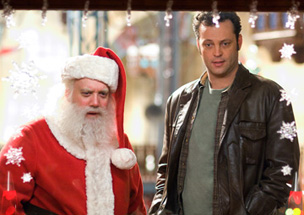 Santa should never have tagged along with Vince on his journeys through the seedy underworld.