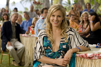 *Insert gratuitous picture of Kristen Bell here*