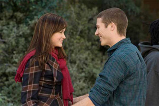 BOP has been rooting for Rory Gilmore and Matt Saracen to get together. Seriously, we have.