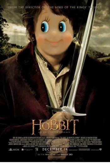 Hobbit: An Unexpected Elf