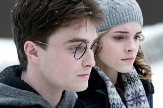 A somber moment ensues as Harry and Hermione realize they're dating gingers.