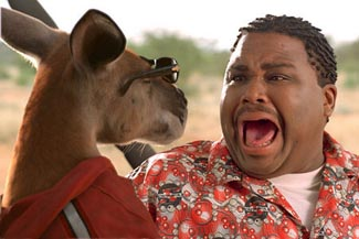 If you want to skip reading the review, this sums Kangaroo Jack up pretty well.