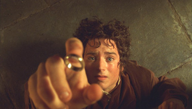 Frodo would like to ask you to marry him.