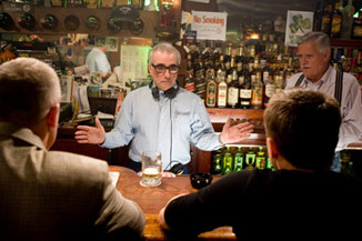 Scorsese gets enough booze ready to prepare him for his inevitable Oscar night loss.