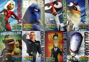 Movie Review Monsters Vs Aliens
