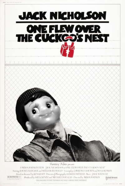 One Elf Flew Over the Cuckoo's Nest...on the way to the North Pole