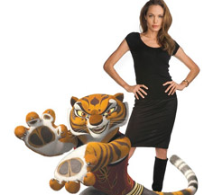 The tiger is the only one of the two smart enough not to marry Billy Bob.