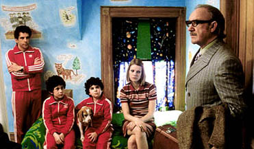 an analysis of the royal tenenbaums a film directed by wes anderson The royal tenenbaums is a 2001 american comedy-drama film directed by wes anderson and co-written with owen wilson the film stars danny glover, gene hackman, anjelica huston, bill murray.