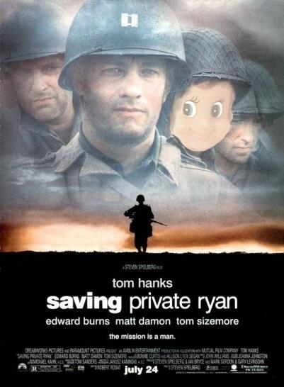 Saving Private Elf Ryan
