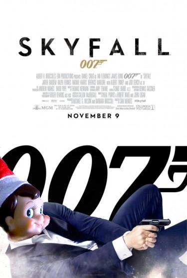 Double-0 Elf: Skyfall