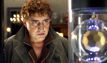 Alfred Molina goes shopping after realizing what his points will be worth on this film.