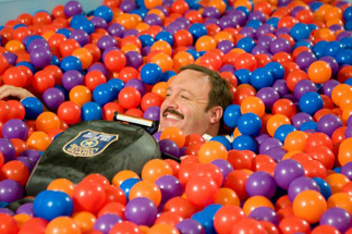 Paul Blart is...special.