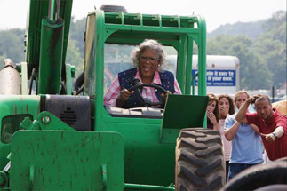 Madea goes to the farm!