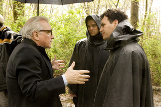 Scorsese tricks DiCaprio and Ruffalo into running around in the rain again.